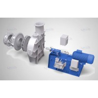 Вентилятор радиальный индустриальный Веза ВИР-400