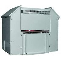 Крышные вентиляторы дымоудаления с факельным выбросом воздуха NED VDKN DU  (2300-130000 м3)