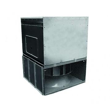 Крышные вентиляторы дымоудаления с выбросом воздуха в стороны VDKN DU
