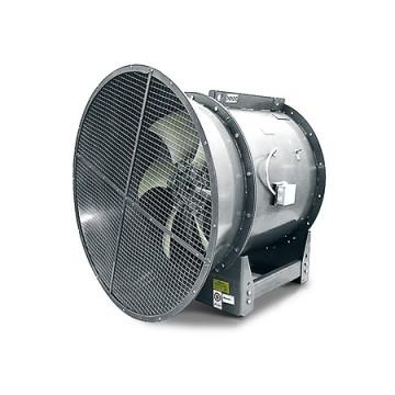 Осевые вентиляторы подпора  VPO