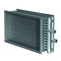 Водяной нагреватель воздуха канальный NED WH