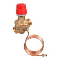 Автоматический комбинированный балансировочный клапан AB-PM - регулятор