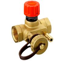 Клапан USV-I для отопления и водоснабжения с постоянным давлением