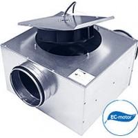 Низкопрофильные канальные вентиляторы Ostberg LPKB Silent EC