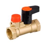 Ручной балансировочный клапан Leno™ MSV-S
