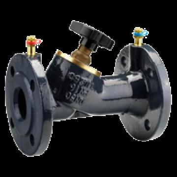 Ручные балансировочные клапаны MSV-F2