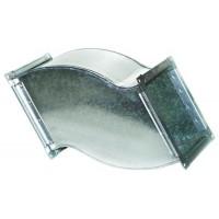 Утка прямоугольная из оцинкованной стали