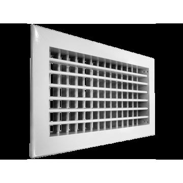Вентиляционная решетка двухрядная регулируемая АДН, АДР