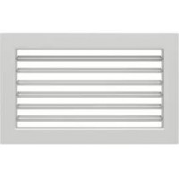 Вентиляционная решетка однорядная регулируемая АМН, АМР (жалюзийные решетки регулируемые)