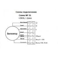 Низкопрофильные канальные вентиляторы Ostberg LPKBI-EC