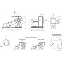 Вентилятор радиальный Shermann Series G 0000258
