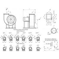 Вентилятор Shermann Series Hd 3004528 дымоудаления
