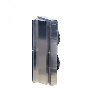 Тепловая завеса КЭВ-П50 промышленная водяная