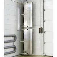 Тепловая завеса КЭВ промышленная водяная (серия 400)
