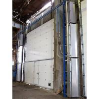 Тепловая завеса КЭВ-П50 промышленная водяная (серия 500)
