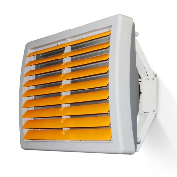 Водяной тепловентилятор КЭВ-MW (офисы, пром. помещения)