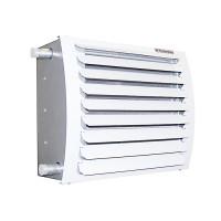 Водяной тепловентилятор КЭВ-ТW 5-38 кВт (офисы и промышл. помещения)