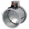 Противопожарный клапан КЛОП-1(60/90)-НЗ/Д обычного и специального исполнения